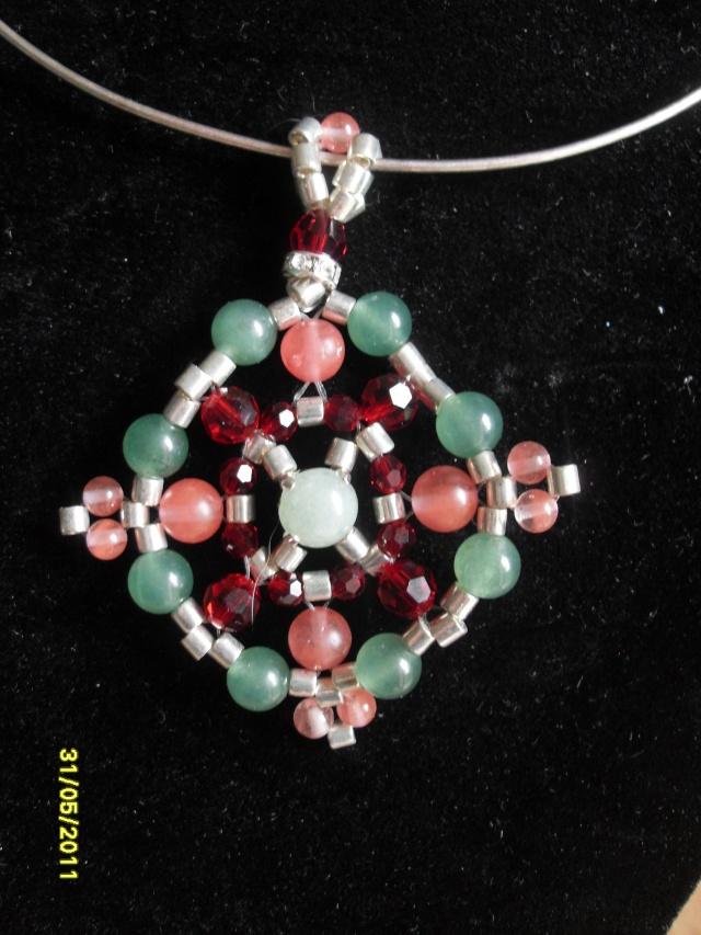 mes créations bijoux lithothérapie Sdc16715