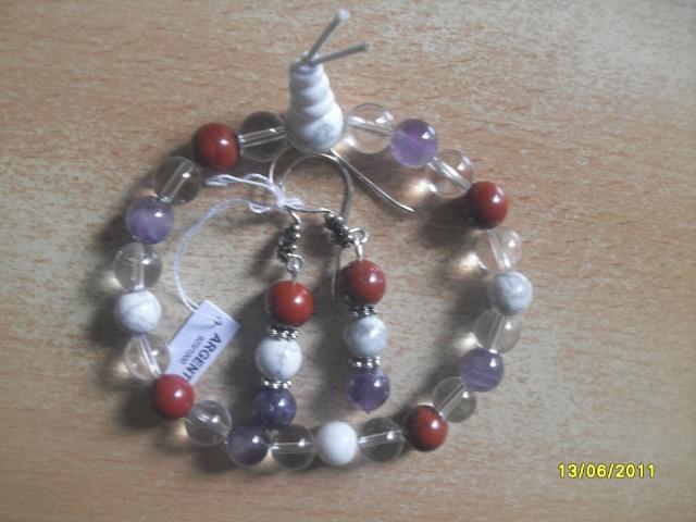 mes créations bijoux lithothérapie Sdc16814