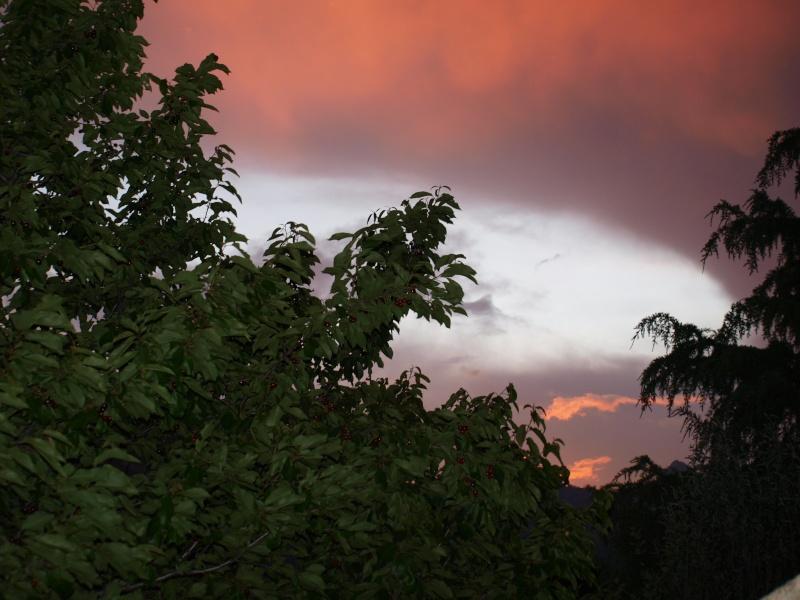 Le soleil se couche!! P5256511