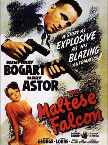 Le Faucon maltais de John Huston Faucon10