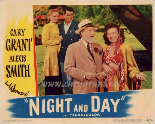 Un printemps avec Cary Grant.  Night-10