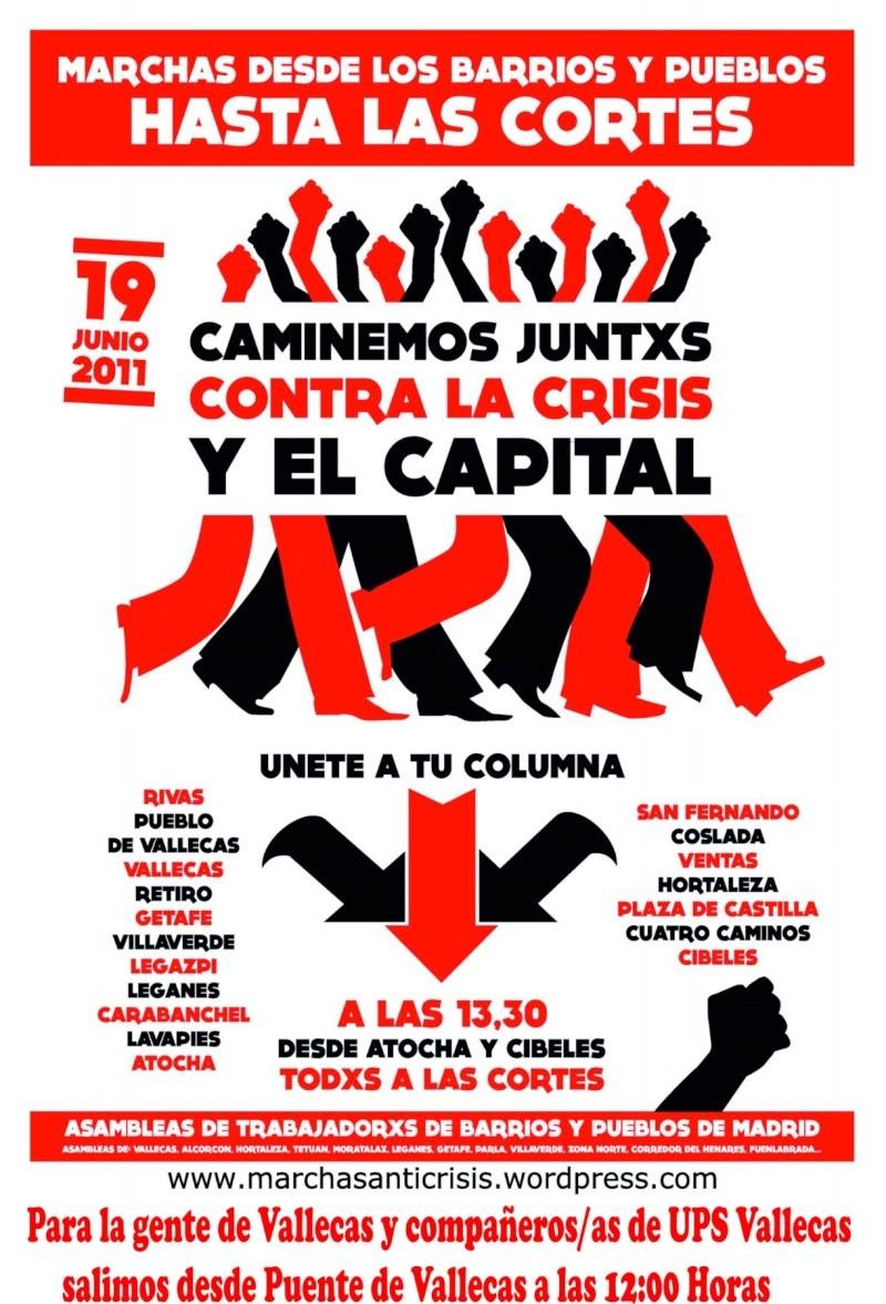 DESPIDOS UPS VALLECAS Cartel16