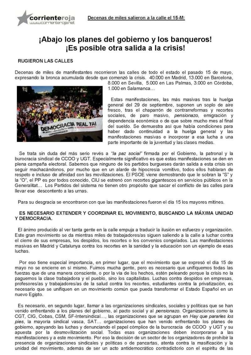 DESPIDOS UPS VALLECAS Comuni10