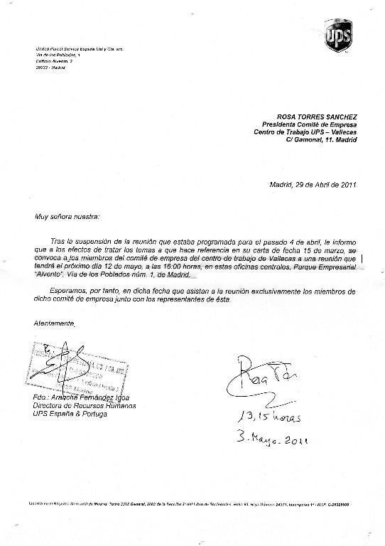 DESPIDOS UPS VALLECAS Img07410