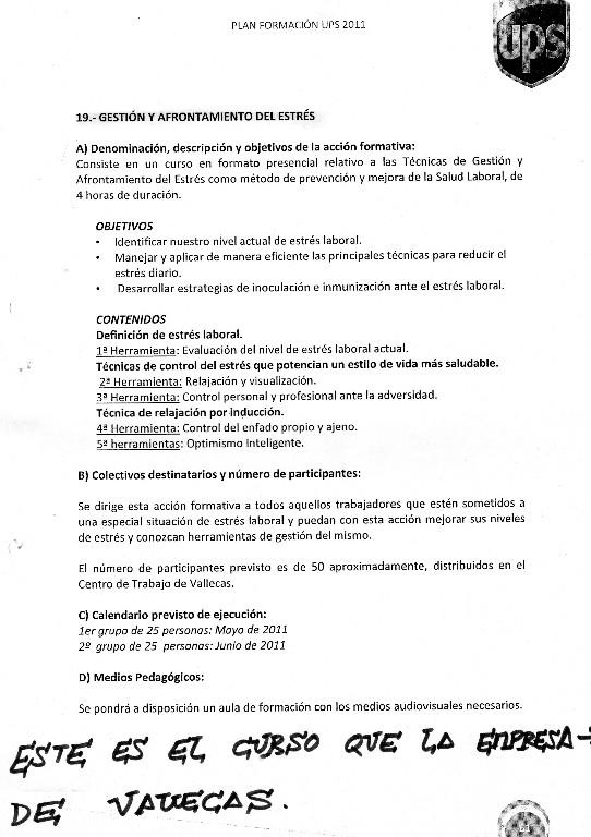 DESPIDOS UPS VALLECAS Img07511