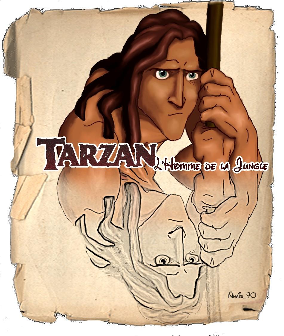 [Regle n°0] Concours de production artistique Archives 6 (saison 3 semaines 1 à 10) - Page 6 Tarzan10