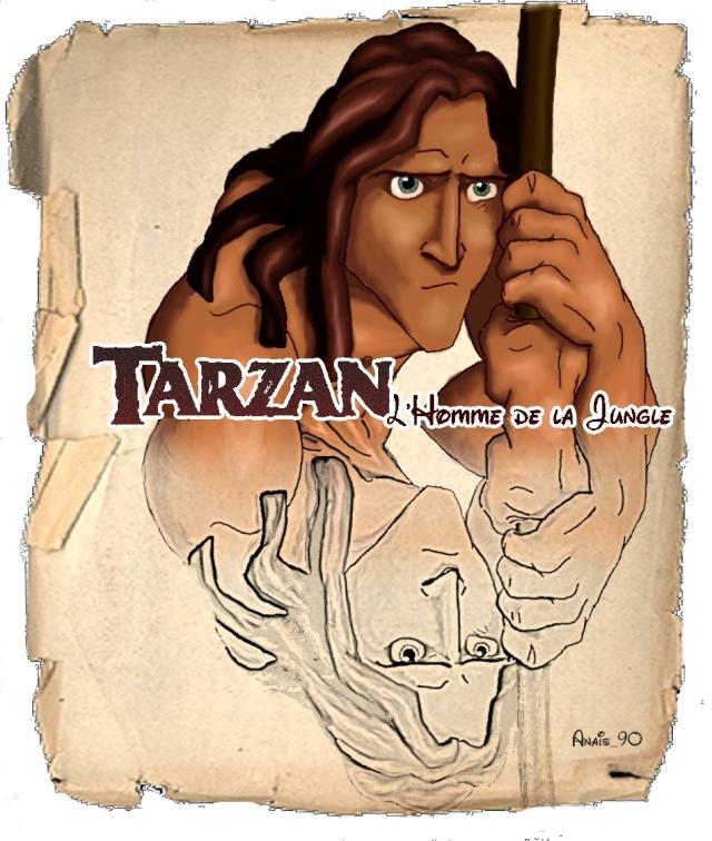 [Regle n°0] Concours de production artistique Archives 6 (saison 3 semaines 1 à 10) - Page 6 Tarzan13