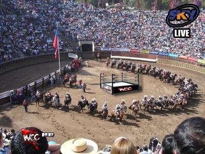 WCC A La Chilena 2012  Arena10