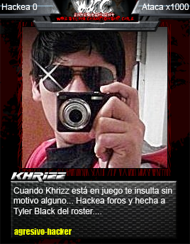 WCC TRADING CARDS Khrizz10