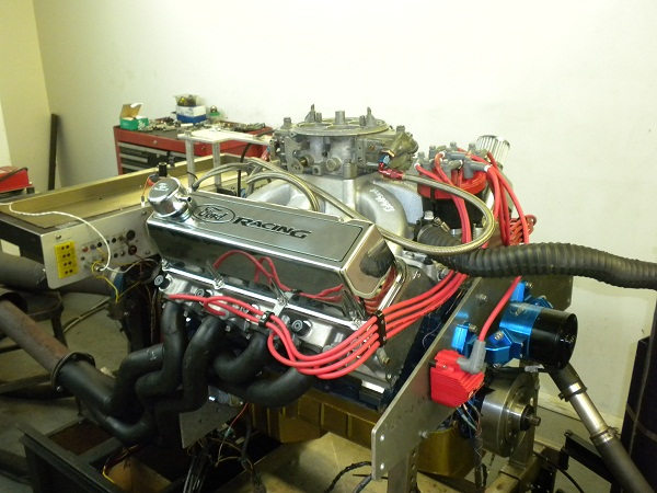 My P51 headed 521. Engine10