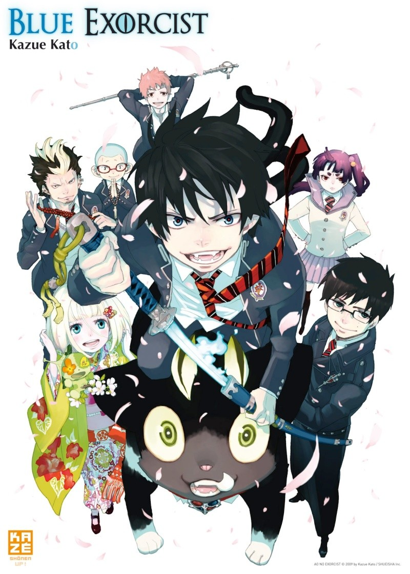 Ao No Exorcist ♥ Blue-e10