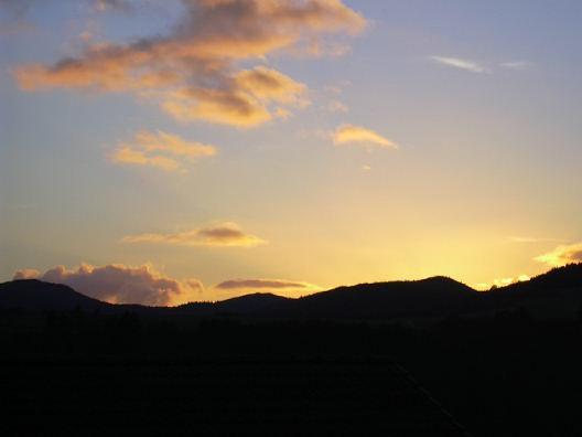 Sonnenaufgang Dscn0511