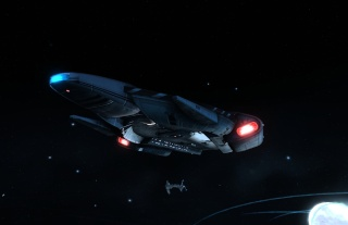 Greetings from Vulcan Exploration Fleet Screen10
