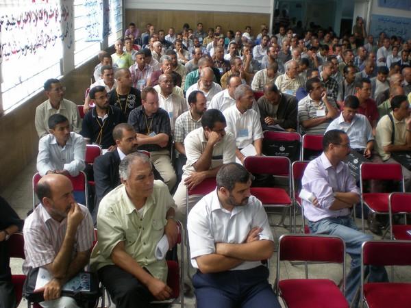 Notre discours au 12 ième congrès  Dscn2512