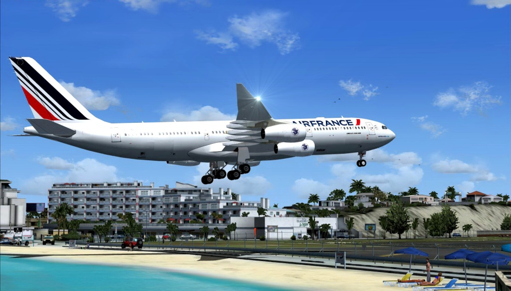 [Concours n°21] L'A340 sinon rien... 2010-110