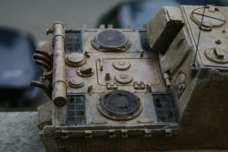 WIP JAGDPANTHER HL by Maggiore Wittman - Pagina 2 Ultime30