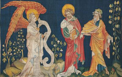 4 tableaux de l'Apocalypse commentés Apocal10
