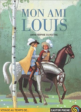 [Silvestre, Anne-Sophie] Mon ami Louis Ami_bm10