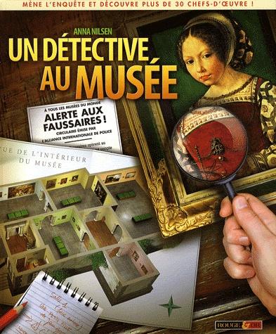 [Nilsén, Anna] Un détective au musée Datect10