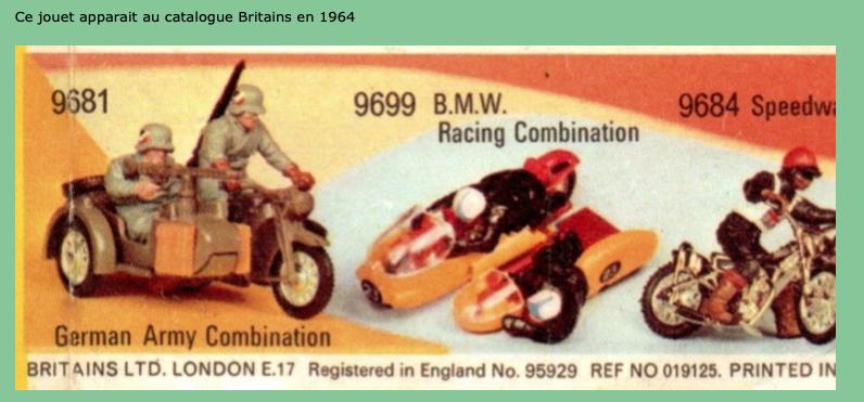 Britains LTD Captu277