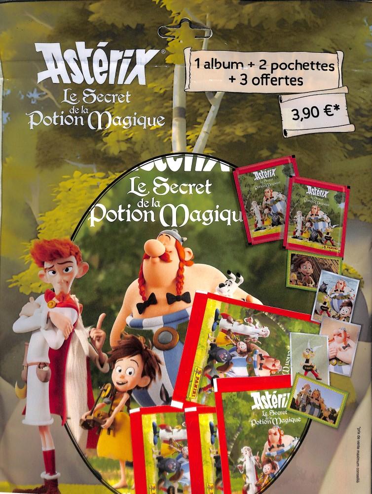 Album Panini - Le secret de la potion magique  L8266h10