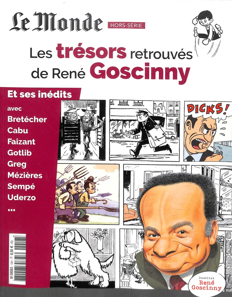 Le Monde Hors Série  M9083h10