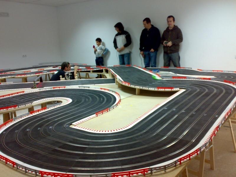 Nuestra pista Velocidad 10102011