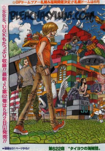 One Piece Manga 622 Spoiler Pics 29575910