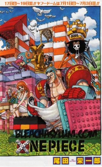 One Piece Manga 622 Spoiler Pics 29577310