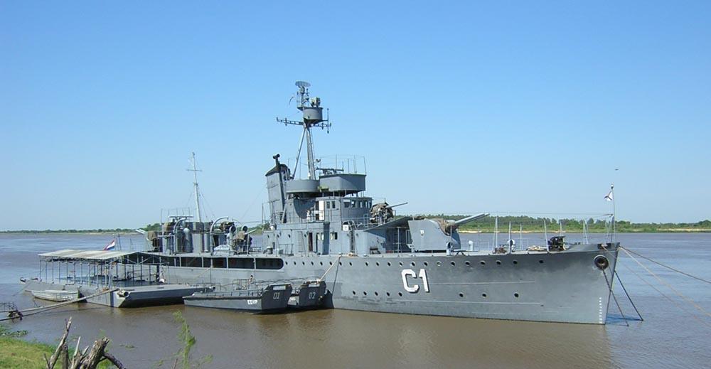 Armée paraguayenne Par01x10