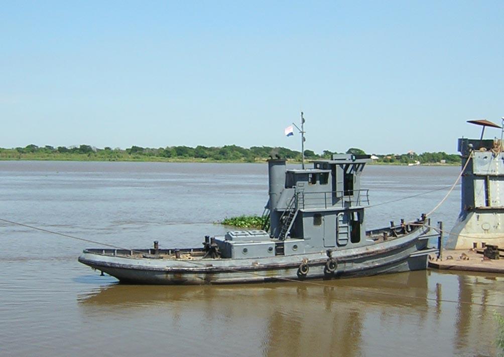 Armée paraguayenne Remolc10
