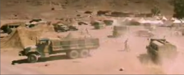 Les FAR et le Cinema / Moroccan Armed Forces in Movies Sans_t21