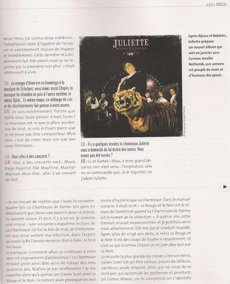 Magazine Muse Muze1210