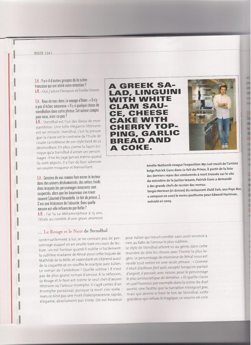 Magazine Muse Muze1310