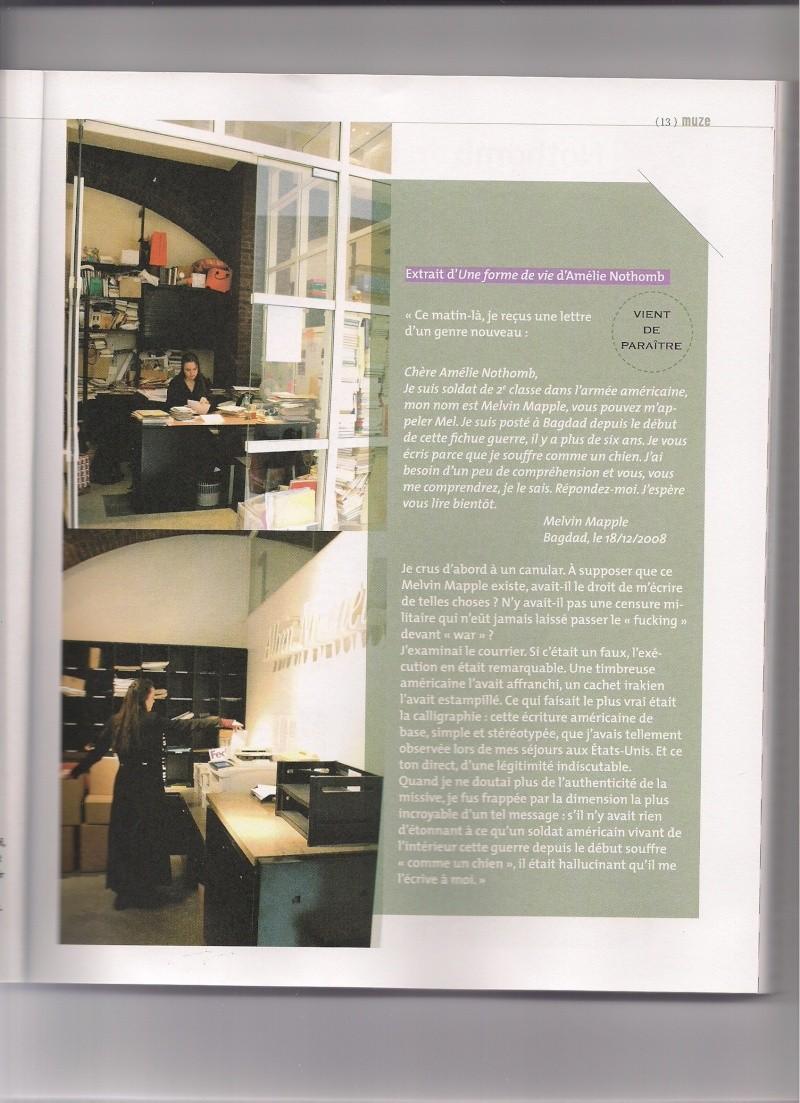 Magazine Muse Muze410