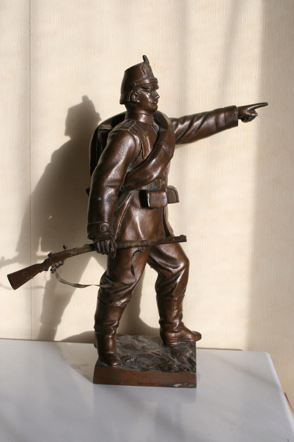Les objets souvenirs de 1870 Bronze10