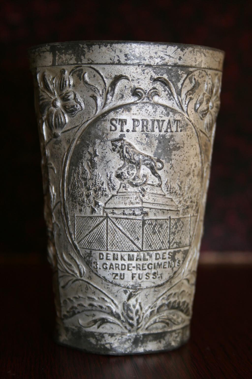 Les objets souvenirs de 1870 Gobele10