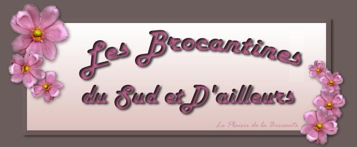 Les brocantines du Sud & d'ailleurs