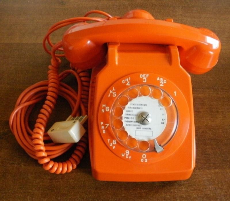 téléphoné orange SOCOTEL P7250110