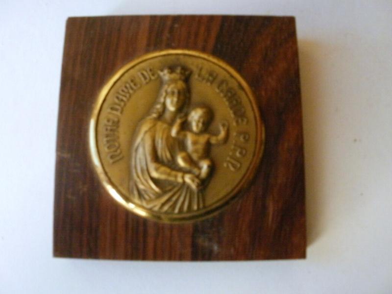 médaille  Nore Dame de la Garde P8010116