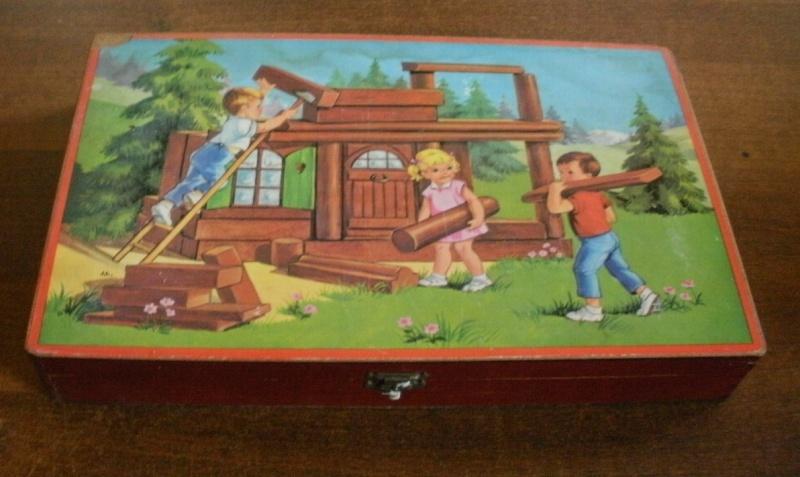 jeu de construction en bois 68 pièces P8080115