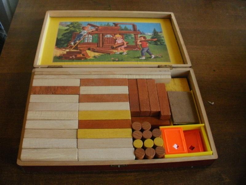 jeu de construction en bois 68 pièces P8080116