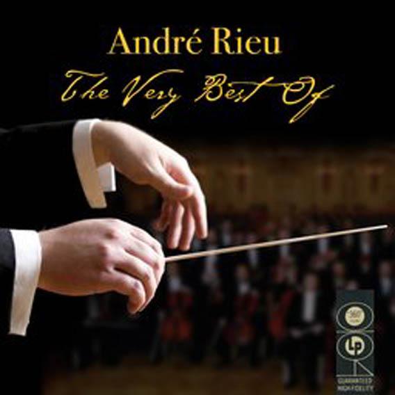 ANDRÉ RIEU - Dutch violinist & composer Andre-11