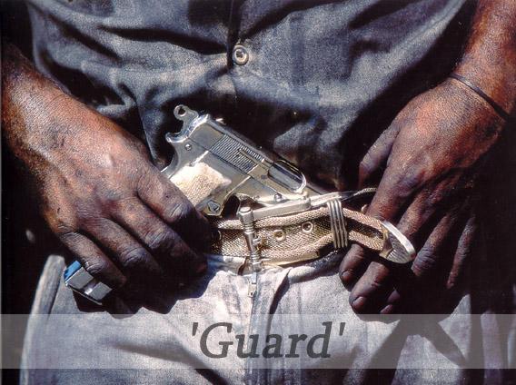 QUIZ - 'A Hands-Journey Around the World'! Guard10