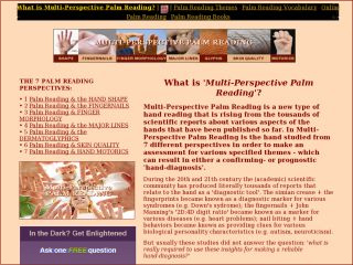 Discover Multi-Perspective Palm Reading! Homepa12