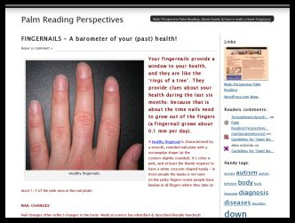 Multi-Perspective Palm Reading: the BLOG! Homepa13