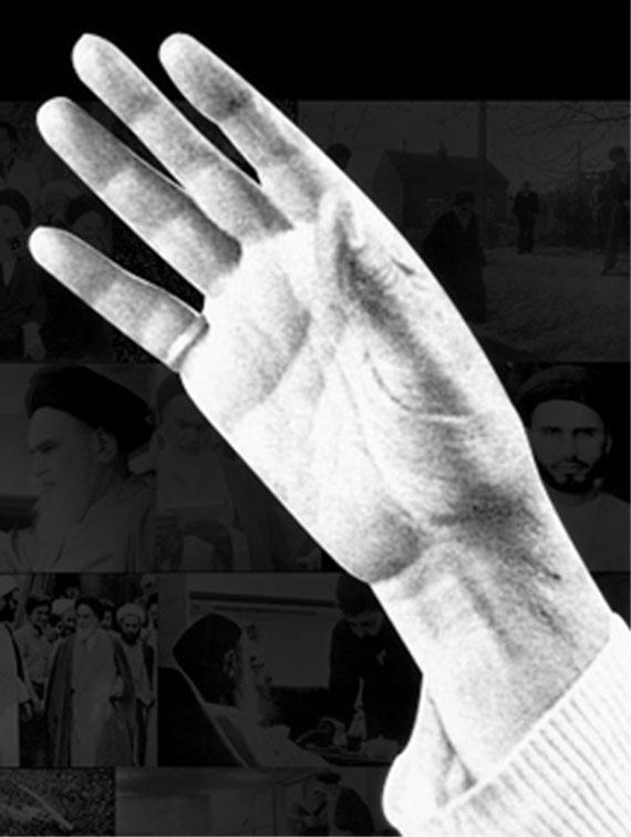 Grand Ayatollah Khomeini (1900-1989) - political & spiritual leader of Iran Khomei14