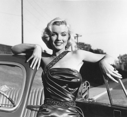 MARILYN MONROE (American actress, singer, model) Marily11