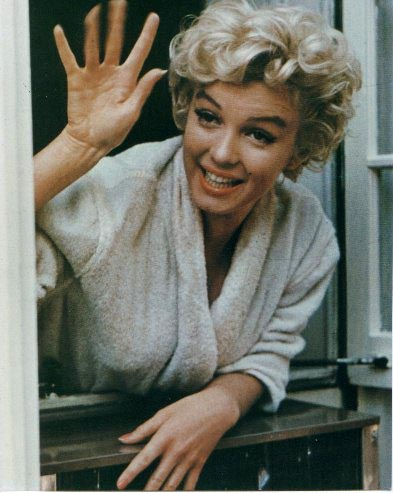 MARILYN MONROE (American actress, singer, model) Marily14