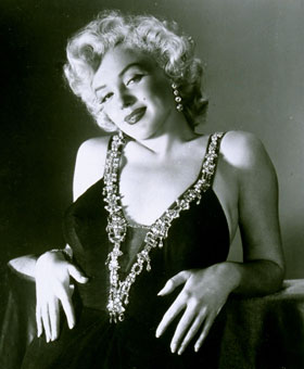 MARILYN MONROE (American actress, singer, model) Merily10